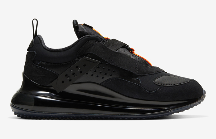 OBJ Nike Air Max 720 Slip Total Black DA4155-001 06