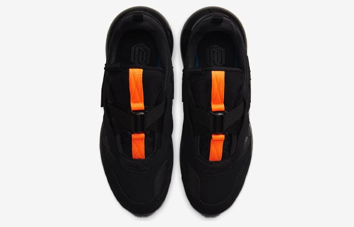 OBJ Nike Air Max 720 Slip Total Black DA4155-001 07