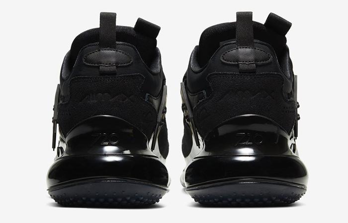 OBJ Nike Air Max 720 Slip Total Black DA4155-001 08