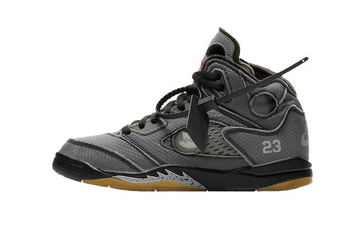 Off-White Nike Jordan 5 Ash CT8480-001 01