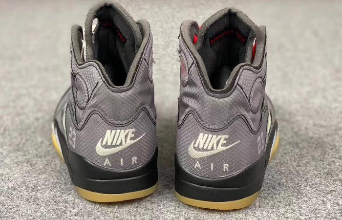 Off-White Nike Jordan 5 Ash CT8480-001 04