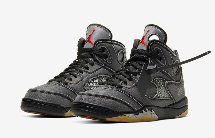 Off-White Nike Jordan 5 Ash CT8480-001 05