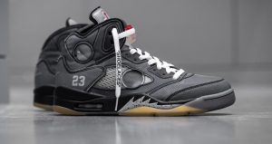 Off-White Nike Jordan 5 Ash Is The Most In Demanded Sneaker Release! 01