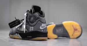 Off-White Nike Jordan 5 Ash Is The Most In Demanded Sneaker Release! 02