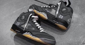 Off-White Nike Jordan 5 Ash Is The Most In Demanded Sneaker Release!