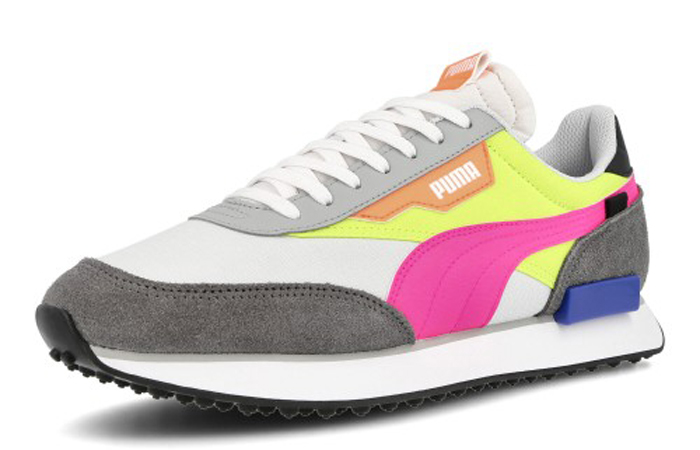 Puma Future Rider Play On Grey Multi 371149-02 02