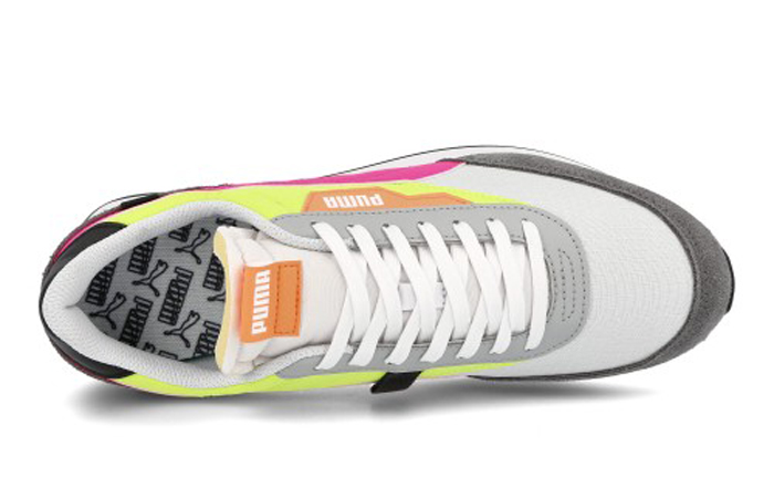 Puma Future Rider Play On Grey Multi 371149-02 04