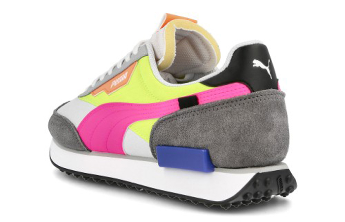 Puma Future Rider Play On Grey Multi 371149-02 05