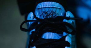 Rare Images Of Upcoming Nike Leborn 7 Ocean Blue 01
