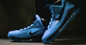 Rare Images Of Upcoming Nike Leborn 7 Ocean Blue