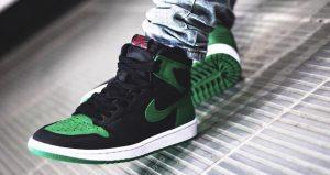 The Air Jordan 1 High Pine Green Release Date Is So Closer! 01