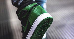 The Air Jordan 1 High Pine Green Release Date Is So Closer! 02