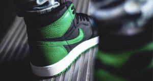 The Air Jordan 1 High Pine Green Release Date Is So Closer! 03