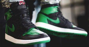 The Air Jordan 1 High Pine Green Release Date Is So Closer!