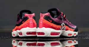 The Look Of The Nike Air Max 95 Villain Red Is So Satisfying 03
