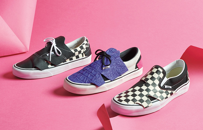 Vans Represents Bold Look With The New Origami Pack ft