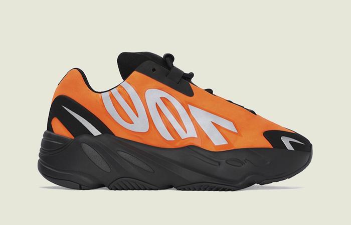 Yeezy Boost 700 MNVN Orange Black FV3258 03