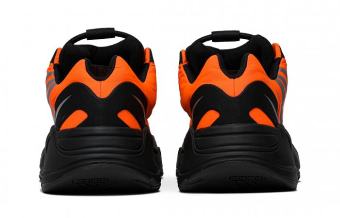 Yeezy Boost 700 MNVN Orange Black FV3258 06