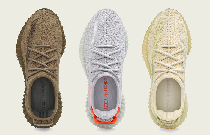 adidas Uncovers Upcoming Region Exclusive Yeezy 350s ft