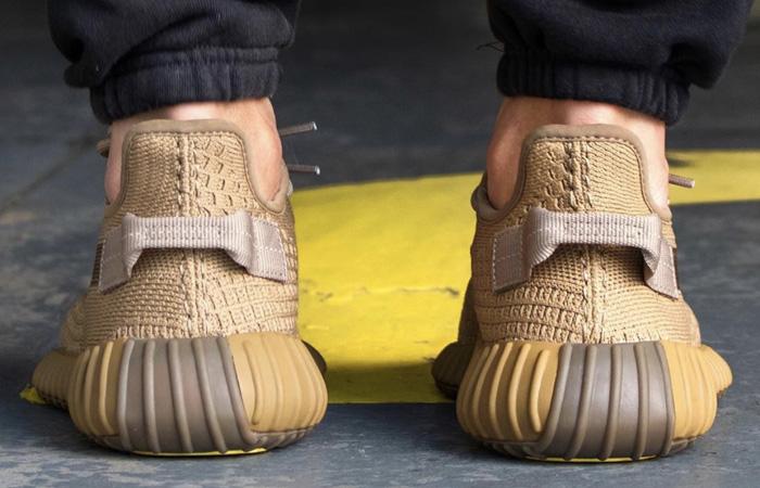 adidas Yeezy Boost Earth FX9033 on foot 03