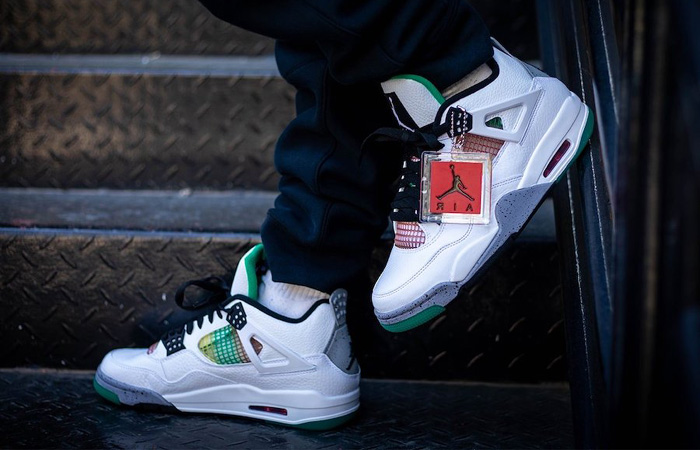 Air Jordan 4 Rasta Latest Release Update ft