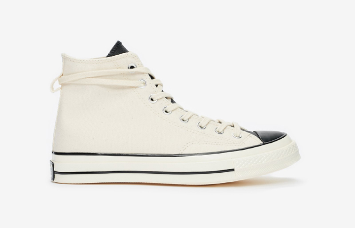 Fear of God Converse Chuck 70 Hi Off White 167955C 03