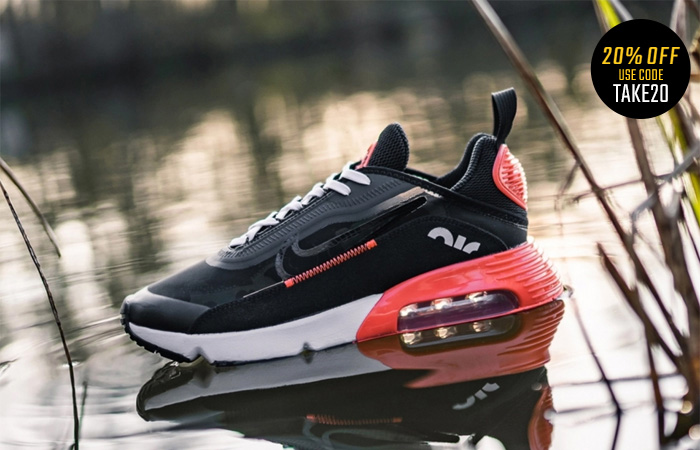 Get 20% Off On This Firey Release Nike Air Max 2090 Duck
