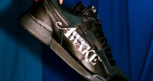 Have A Look At The First Collaboration Of Awake NY And Reebok's 01