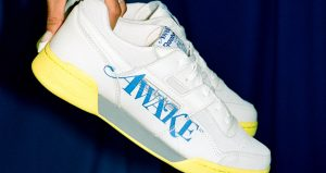 Have A Look At The First Collaboration Of Awake NY And Reebok's 02