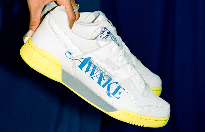 Have A Look At The First Collaboration Of Awake NY And Reebok's ft