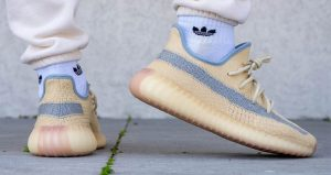 Here Comes The On Foot Look Of Yeezy Boost 350 V2
