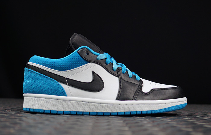 Jordan 1 Low Blue Black CK3022-004 06