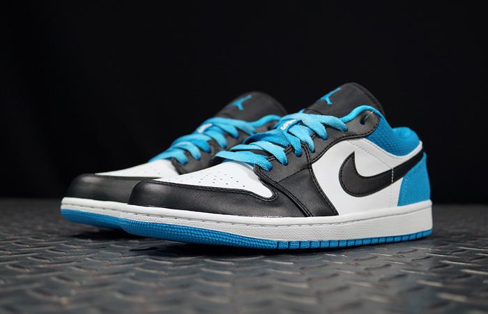 Jordan 1 Low Blue Black CK3022-004 07