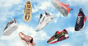 Meet With Latest Releases Of Nike For Air Max Day 2020
