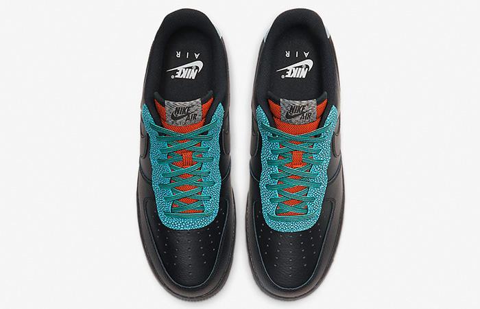 Nike Air Force 1 07 LV8 Black Obsidian CK4363-001 03