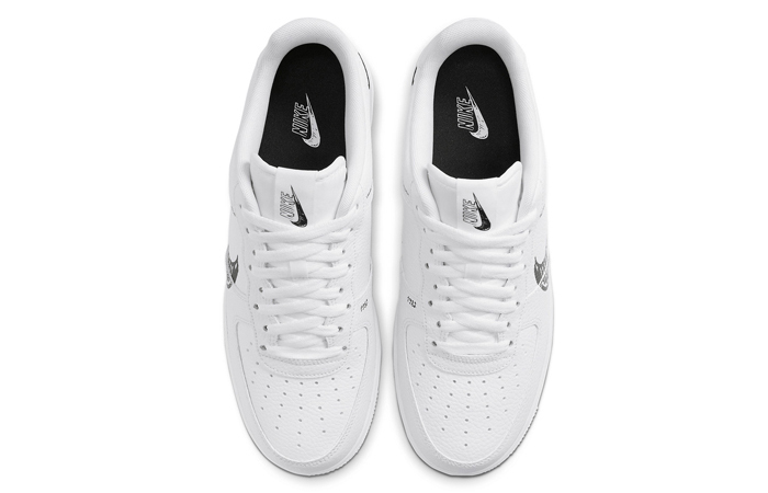 Nike Air Force 1 Low Black Sketch White CW7581-101 04
