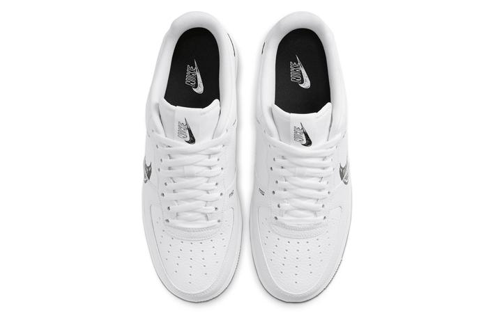 Nike Air Force 1 Low Black Sketch White CW7581-101 04