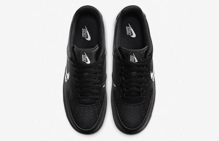 Nike Air Force 1 Low Sketch Core Black CW7581-001 03