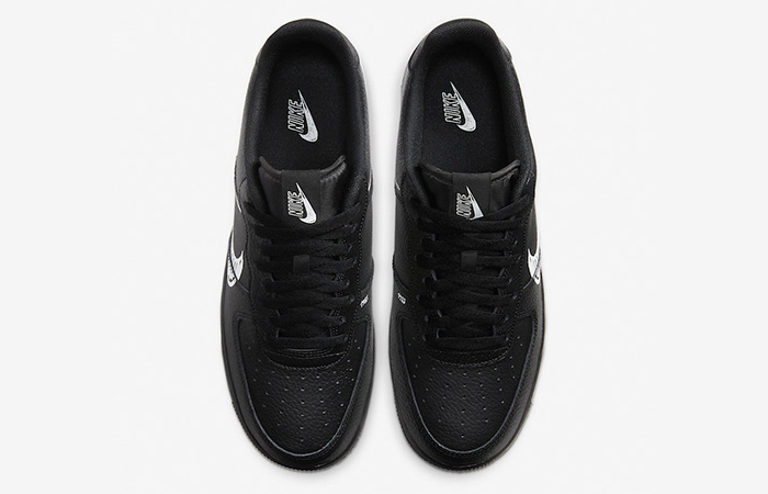 Nike Air Force 1 Low Sketch Core Black CW7581-001 03