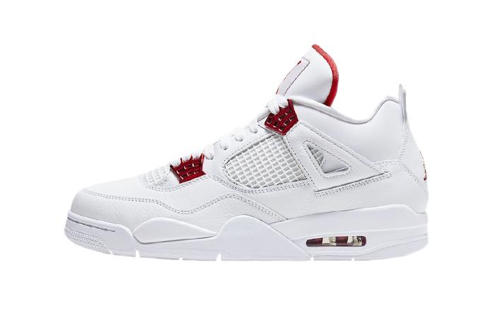Nike Air Jordan 4 Metallic Pack Red
