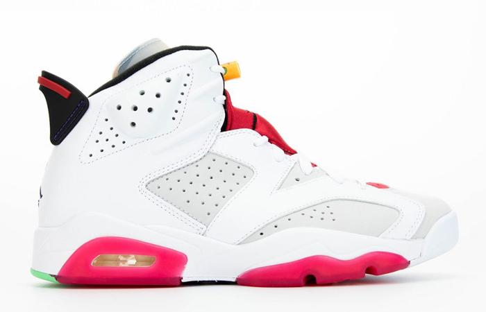 Nike Air Jordan 6 Hare 03