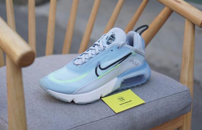 Nike Air Max 2090 Ice Blue CT7695-400 03