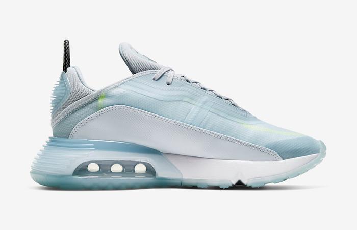 Nike Air Max 2090 Ice Blue CT7695-400 06