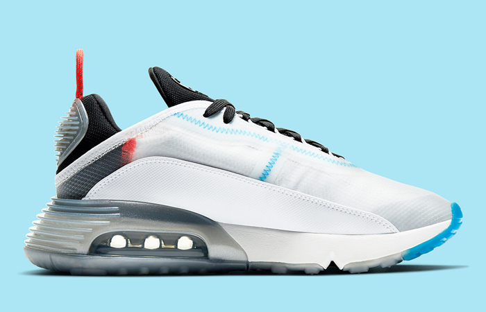 Nike Air Max 2090 Reflective White Black CT7695-100 03
