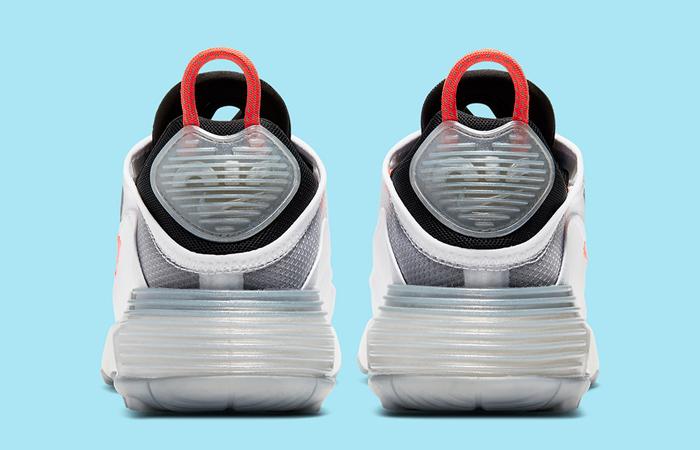 Nike Air Max 2090 Reflective White Black CT7695-100 05