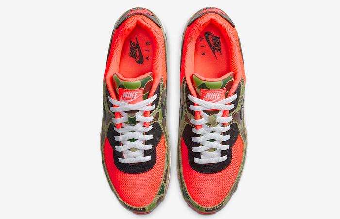 Nike Air Max 90 Reverse Duck Camo Red CW6024-600 04