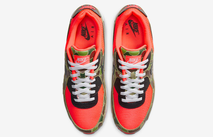 Nike Air Max 90 Reverse Duck Camo Red CW6024-600 04