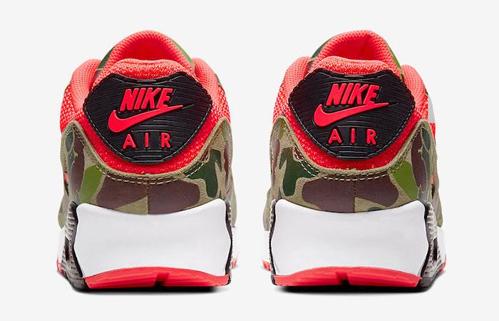 Nike Air Max 90 Reverse Duck Camo Red CW6024-600 05