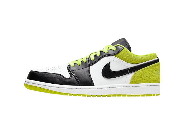Nike Jordan 1 Low Black Lemon CK3022-003 01