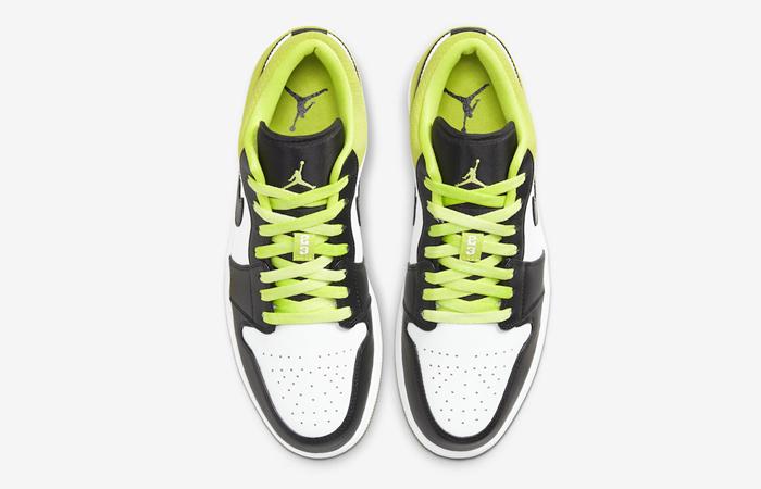 Nike Jordan 1 Low Black Lemon CK3022-003 04